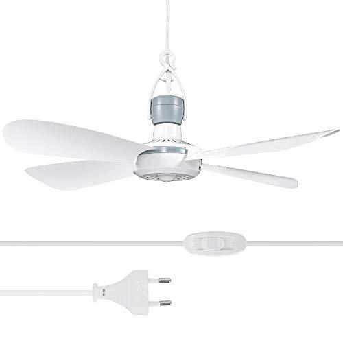 Yorbay Mini Ventilatore da Soffitto...