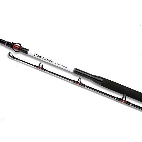 Shimano – Canna da Pesca Vengeance Standup, 13-22 kg, 1,65 m