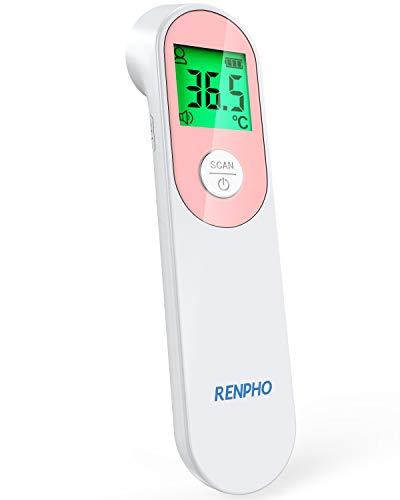 Termometro a Infrarossi senza Contatto,...
