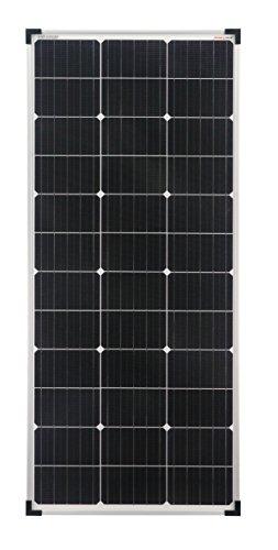 enjoysolar®, modulo fotovoltaico monocristallino, da 100 W, 12V