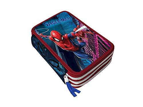 Marvel Spiderman - Astuccio Scuola 3...