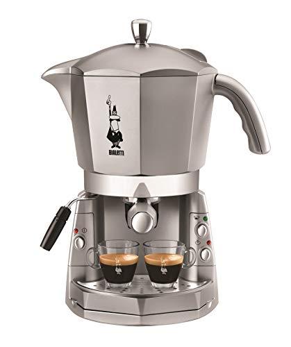 Bialetti Mokona Silver - Macchina Caffè...