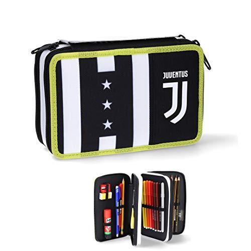 Juventus Astuccio Seven 3 Zip Completo...