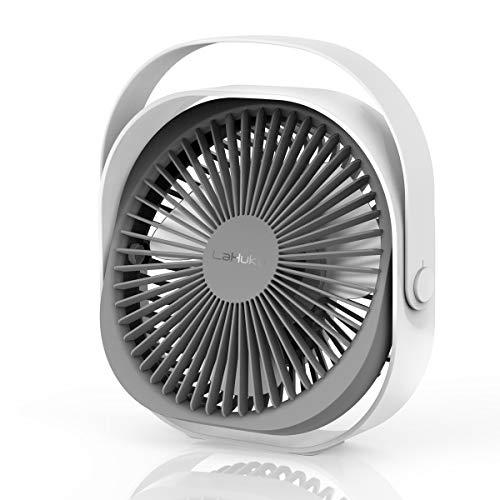 LaHuko USB Ventilatore da Scrivania,...