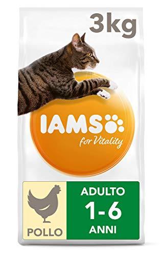 IAMS for Vitality Cibo Secco con Pollo...
