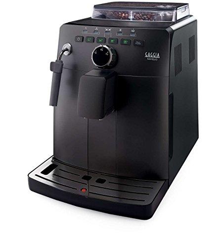 Gaggia Naviglio Black Macchina da Caffè...