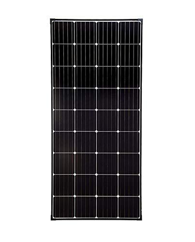 SolarV enjoysolar, pannello solare monocristallino di alta qualità, ideale per camper, casette da giardino, barca (180 W)