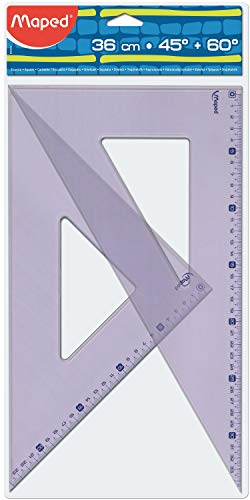 Maped Squadre Coppia Geometric Cm 36