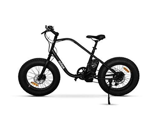 Nilox E Bike X3, Fat Bike Elettrica A Pedalata Assistita,...