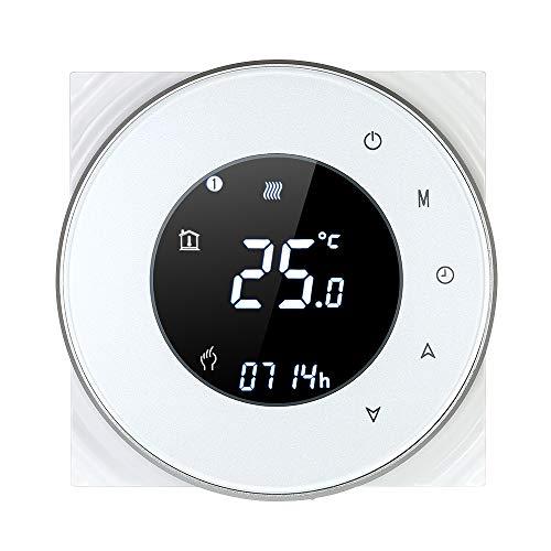 Decdeal Termostato Wi-Fi per Caldaia a...