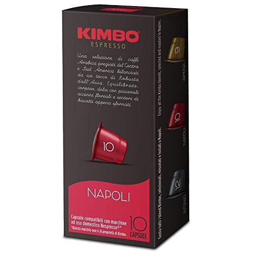 Kimbo Capsule Napoli Compatibili...