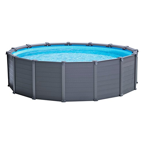 Piscina fuori terra Graphite Intex