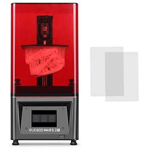 ELEGOO Mars 2 Pro Mono MSLA stampante 3D...