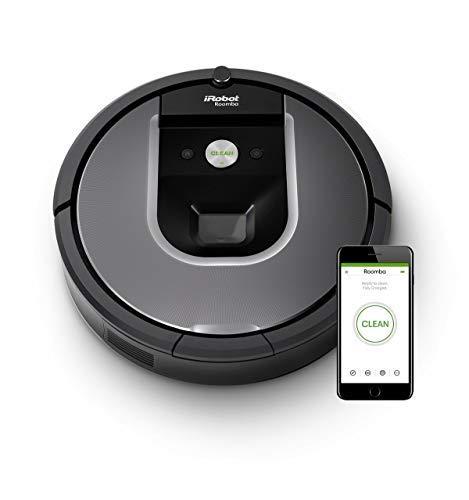 iRobot Roomba 960 Robot Aspirapolvere,...