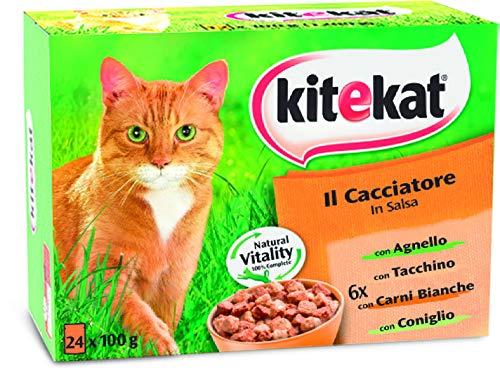 Kitekat Cibo per Gatto, il Cacciatore in...
