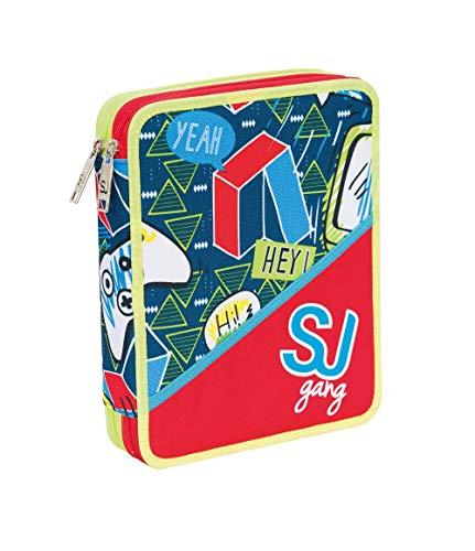 ASTUCCIO scuola SEVEN MAXI - SJ BOY - 2...