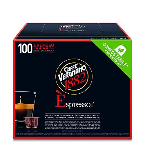 Caffè Vergnano 1882 Èspresso Cremoso,...