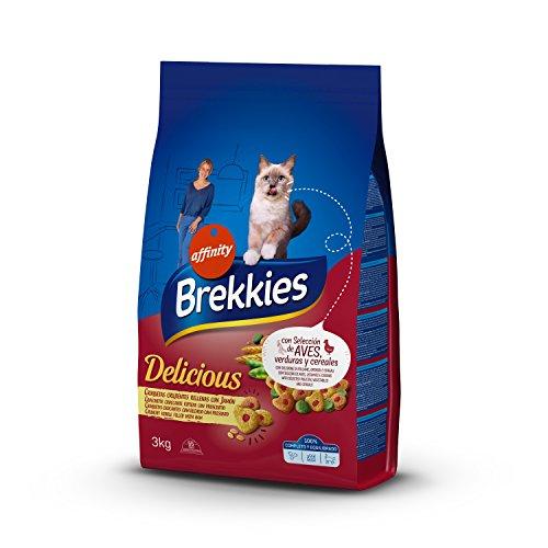 Brekkies Cibo Delizioso per Gatti con...