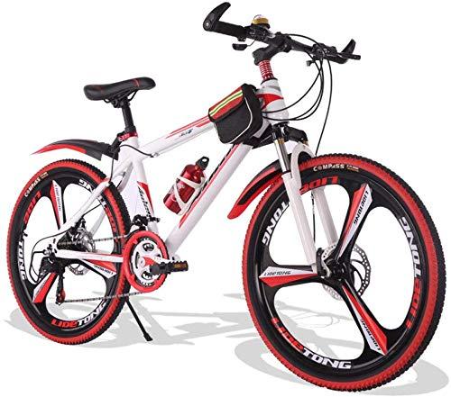 WYZXR Freestyle Kids 'Bikes 21 Speed_20 Pollici Bicicletta Mountain Bike velocità ?? Shift Uomini e Donne Studenti Adulti Bambini 8-15 Anni Corsa Giovanile Fuoristrada