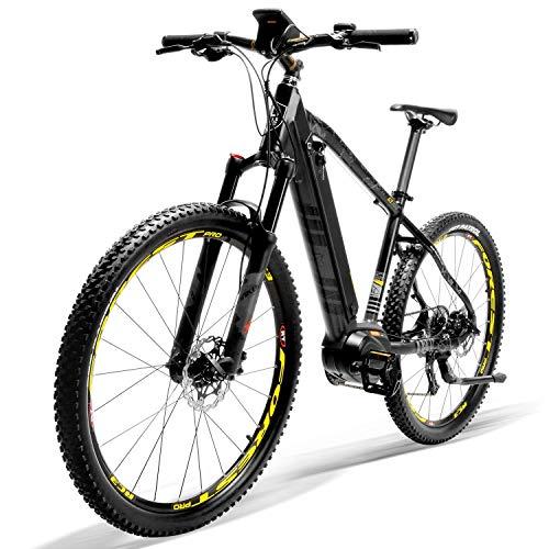 LANKELEISI GT800 Bicicletta elettrica Adulto per Adulti e Bicicletta 350W 48V assistita da Neve Bicicletta da 26 Pollici e Motore Centrale Octagon