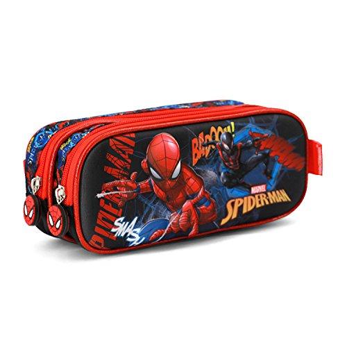 Spiderman Smash-3D Doppelfedermäppchen...